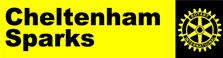 Cheltenham Sparks Rotary Club Logo