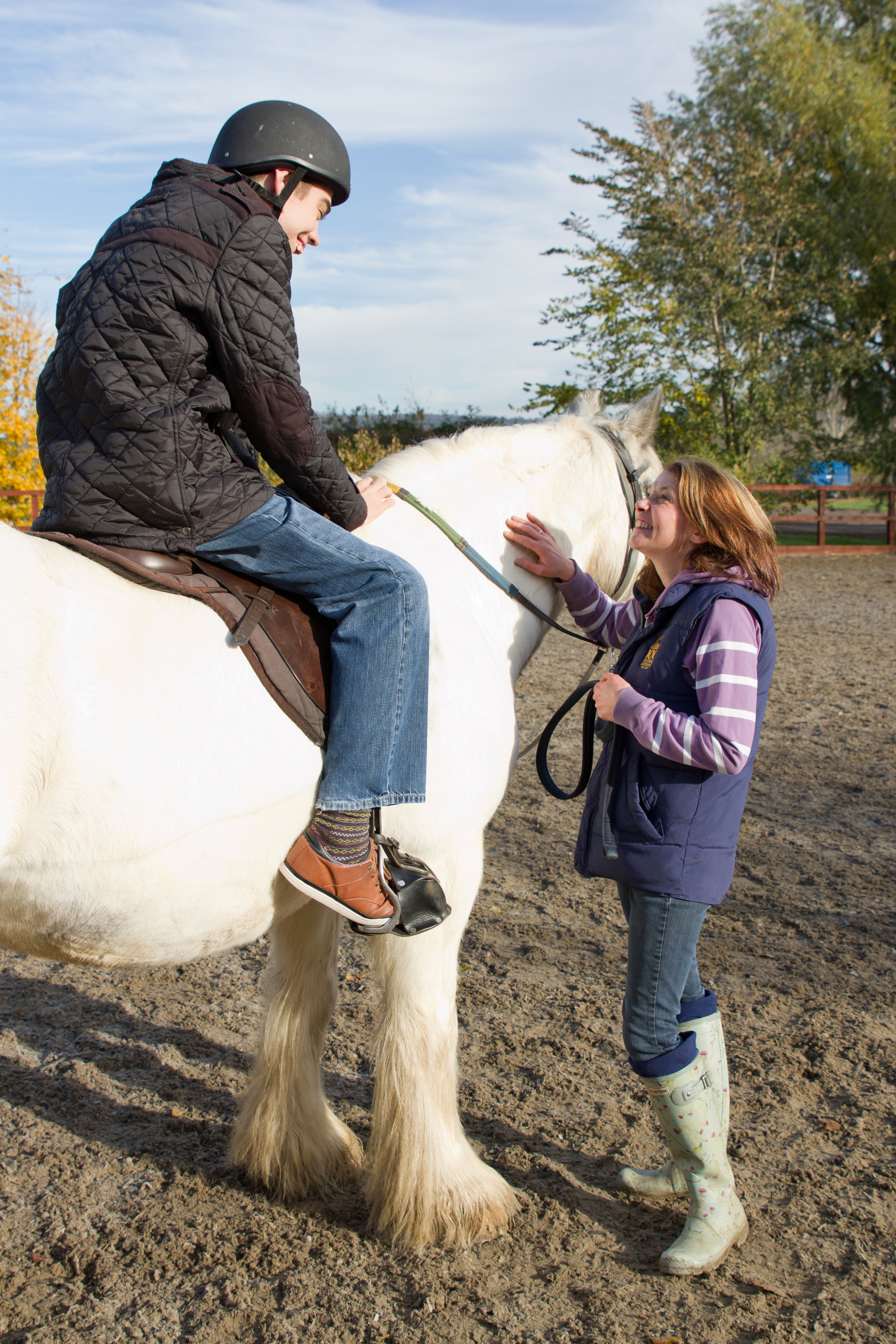 Cotswold RDA Help Make A Difference