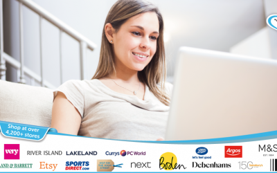Shopping online? then why not join Give as you live and raise money for us